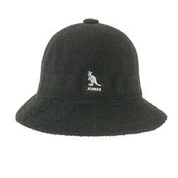 Kangol Unisex-Adult's Bermuda Casual, Black, S