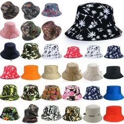 Unisex Boonie Bucket Hats Hunting Hiking Fishing Outdoor Sum