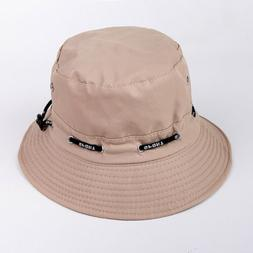 Unisex Bucket Sun Hats Men's Summer Hunting Fishing Outdoo
