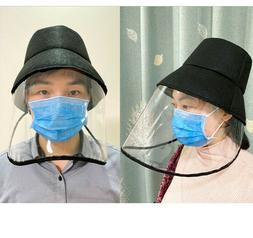 Unisex Mens Fishing Bucket Hat Caps Anti Virus Droplet Flu M