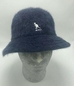 Unisex Kangol Navy Furgora Casual Bucket Hat