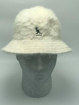 Unisex Kangol Off White Furgora Casual Bucket Hat