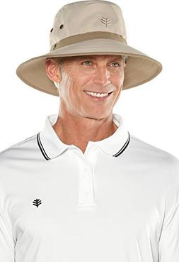 Coolibar UPF 50+ Unisex Matchplay Golf Hat - Sun Protective
