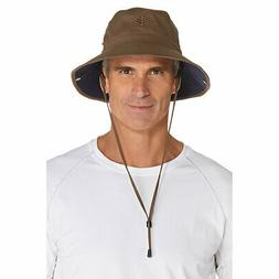 Coolibar UPF 50+ Men's Chase Featherweight Bucket Hat