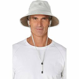 Coolibar UPF 50+ Men's Chase Featherweight Bucket Hat