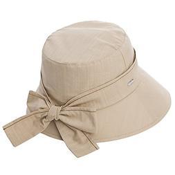 Siggi UPF50+ Summer Sunhat 100% Cotton Bucket Packable Breat