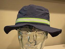 KANGOL Urban Utility Bucket Navy Reflective Nylon Light BLOW