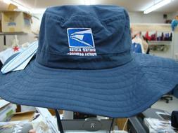 USPS  UV Guide Style Bucket Hat Navy/Stone  S/M  L/XL