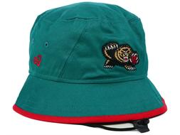 VANCOUVER GRIZZLIES - NEW ERA NBA TIPPED BUCKET BOONIE HAT -