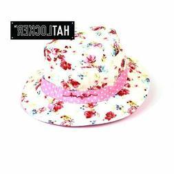 Millymook - Vintage Floral Kids Bucket Hat