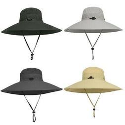 women men wide brim bucket hat outdoor