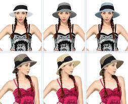 women s sun beach hats wide brim