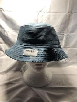 Billabong Womens Bucket Hat Light Aqua Blue NEW!