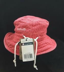 0e955852e9e9f8 Editorial Pick Carhartt Womens Hamtramck Bucket Reversible Canvas Hat Brigh