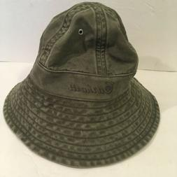 110d2e11afc8c1 Womens Carhartt Rolette Bucket Hat Army Green sz S/M New wit