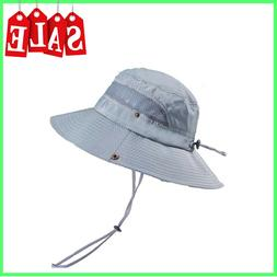 XIAJIE Sun Hat Cooling Hat Mission Cooling Bucket Hat