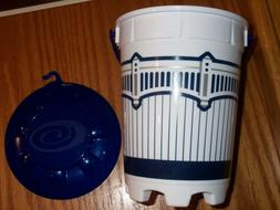 Yankees Collector Bucket with lid